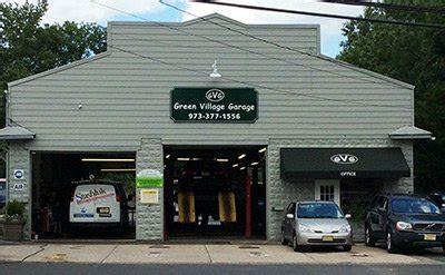green village auto repair green village garage green