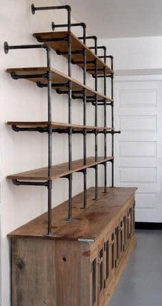 reclaimed wood floating shelves australia metal boru ile 35 farklı modern tasarım dekorasyon