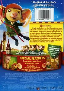 Tale Of Despereaux The Dvd 2008 Dvd Empire