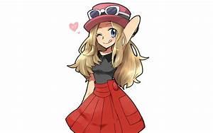 pokemon serena skirt images