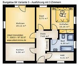 Kosten Dachausbau 80 Qm : bungalows ab 64 m wohnfl che bungalow neubau beste wohnqualit t ~ Frokenaadalensverden.com Haus und Dekorationen