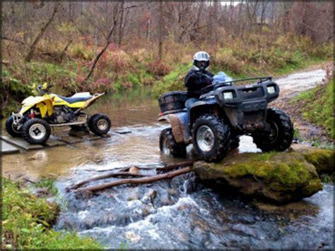 snake creek ohv trails minnesota motorcycle  atv trails
