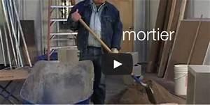 Comment Monter Un Mur En Parpaing : videos mur parpaings tutoriels et illustration de montage ~ Dailycaller-alerts.com Idées de Décoration