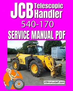 Jcb Telescopic Handler 540