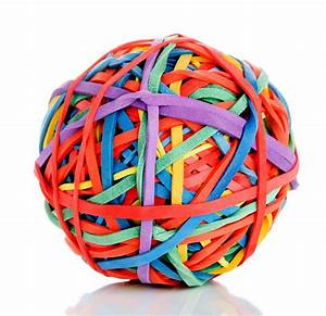 Uses For Rubber Bands - POPSUGAR Smart Living Balls and Bands