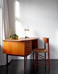 Une Maison Au Design Scandinave Des Ann U00e9es 50