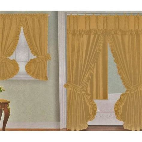 fabric shower curtains with matching window valance