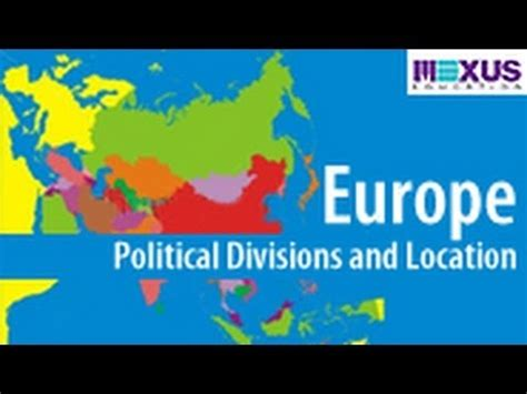 europe political divisions  location youtube