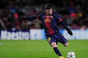 Messi, con una contusión, se ejercita en el gimnasio