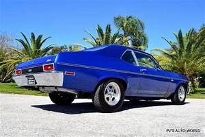 1970 Nova Hp 350 V8 Aluminum Heads Th350 Auto Upgraded