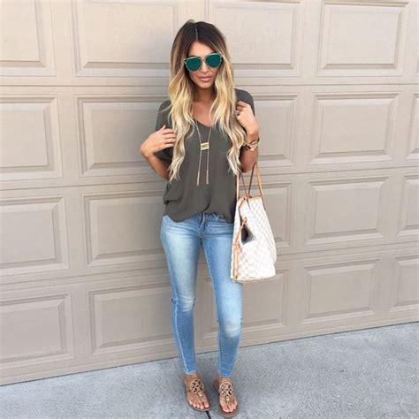 The 25+ best ideas about Light Jeans Outfit on Pinterest | Light wash denim jacket Plaid ...