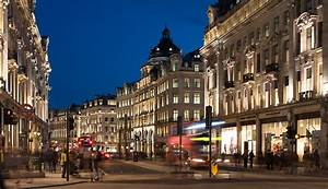 Eros Lighting Regent Street Masterplan Studio 29