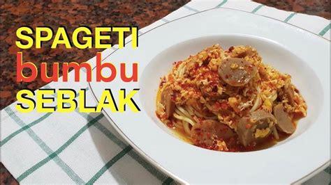 Simpan ke bagian favorit tersimpan di bagian favorit. Resep Spageti Bumbu Seblak Pedas Ala Anak Kos | Spaghetti Bumbu Seblak - YouTube