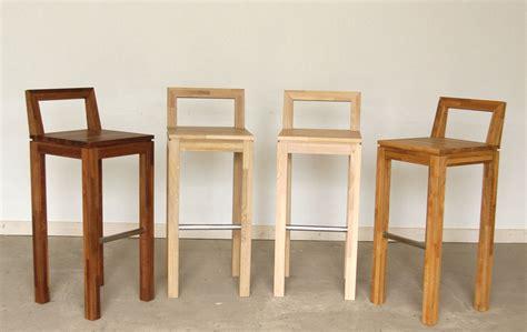 Tabouret Pour En Bois by Bancs Tabourets Flip Design Bois