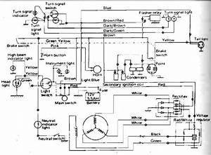 2001 Yamaha Warrior Wiring Diagram