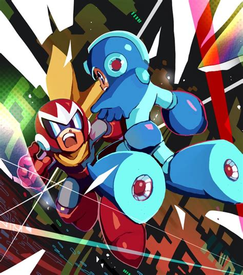 1115 Best Megaman Images On Pinterest Fan Art Fanart