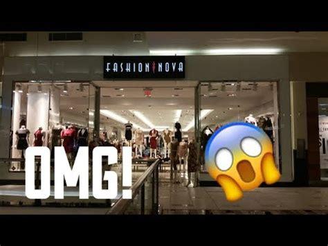 fashion nova store  real youtube