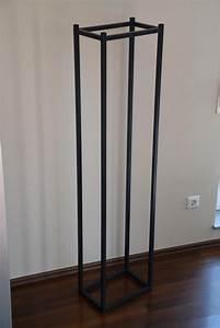 Holzlagerung Im Haus : kaminholzregal innen stab 1500x250 aus metall ~ Markanthonyermac.com Haus und Dekorationen