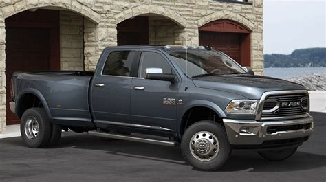 2020 Ram 3500 Hd Diesel  Design, Towing And Price 2018