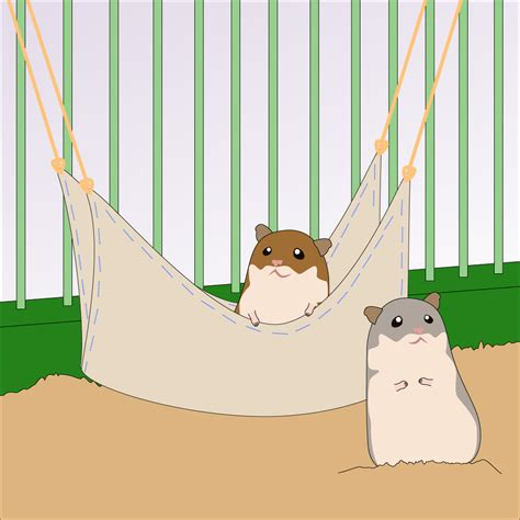 Hamster Hammock by How To Make A Hamster Hammock 7 Steps With Pictures