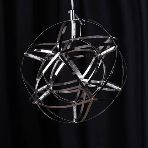 suspension chandelier modern 12w led global hanging suspension pendant l