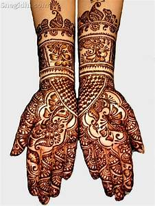 Mehndi, Designs, For, Bridal, 2013