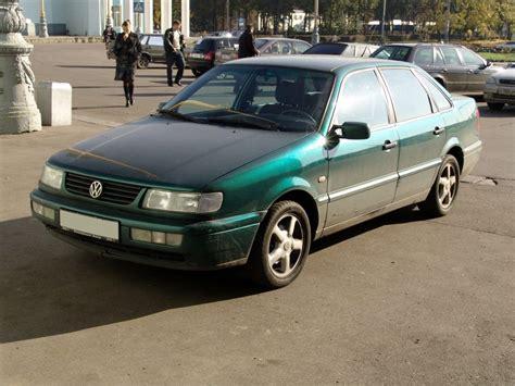 Volkswagen Passat B4 1993 Volkswagen Polo