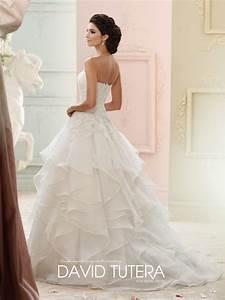 ruffle wedding dress With ruffle wedding dress