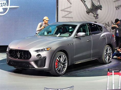 Must See Vehicles At The 2018 New York Auto Show