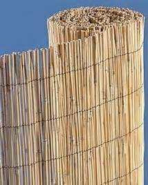 Inexpensive Patio Curtain Ideas by Amazon Com Natural Bamboo Reed Fence Roll 6 X 25