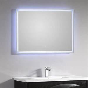 awesome miroir salle de bain led photos amazing house With lampe salle de bain led