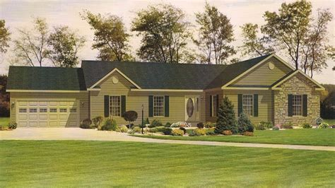 southern ranch style house plans southern front porch brick ranch home  southern living