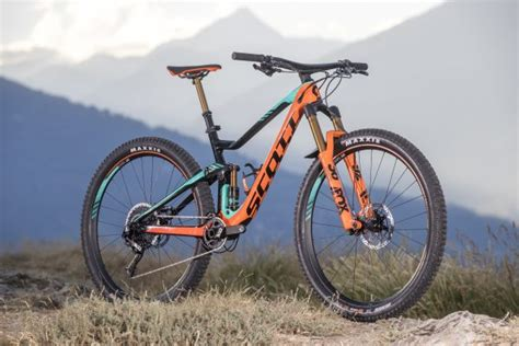 Scott Genius Mountain Bike 2018