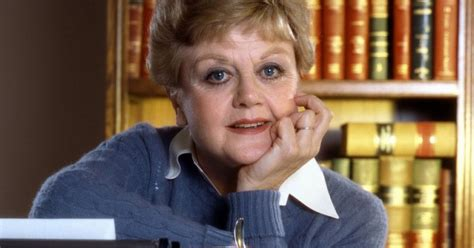 actress jessica lansbury angela lansbury reveals she only did murder she wrote for