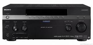 Sony Str-da5300es - Manual