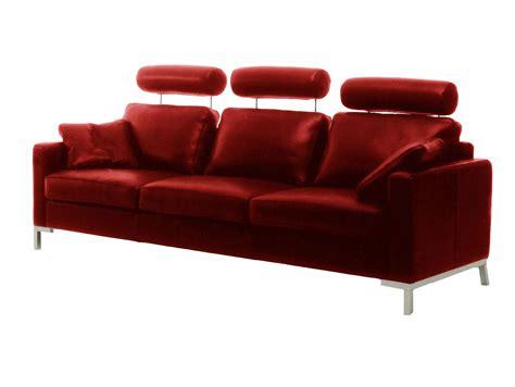 Photos canapé cuir rouge