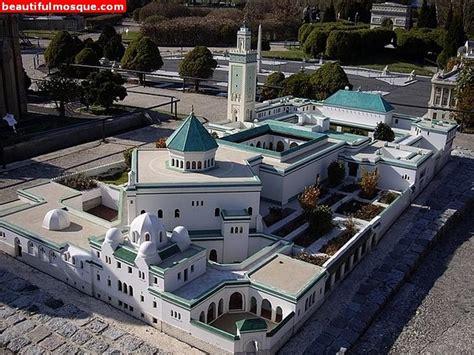 #mosquée de paris #paris #mosque #blue #prints #beautiful #pattern. World Beautiful Mosques Pictures