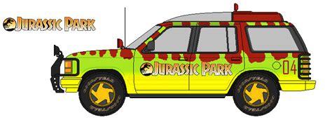 jurassic park car jurassic park explorer by lupin3ita on deviantart