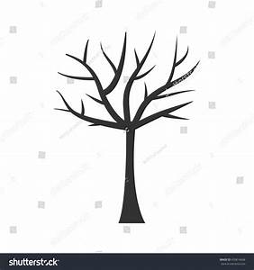 The gallery for --> Simple Tree Trunk Silhouette