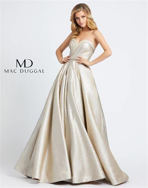 Mac Duggal 66978D Dress - MadameBridal.com