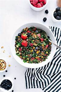 Kale and Quinoa Salad | Chelsea's Messy Apron