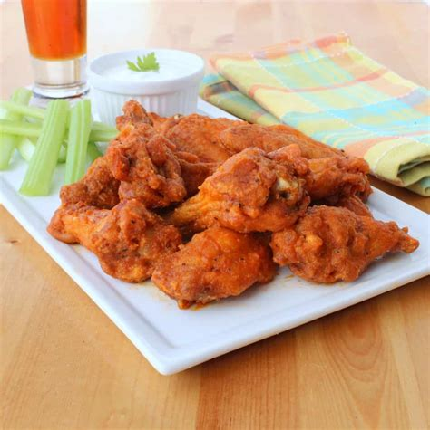 classic buffalo wings how to feed a loon