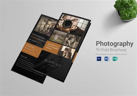 Word Template Brochure Tri Fold by 25 Word Tri Fold Brochure Templates Free Free