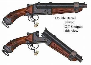 Double Barrel Shotgun Sawed Off | www.imgkid.com - The ...
