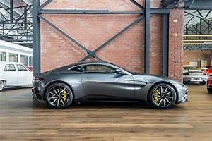 2018 Aston Martin Vantage Twin Turbo V8 - Richmonds ...