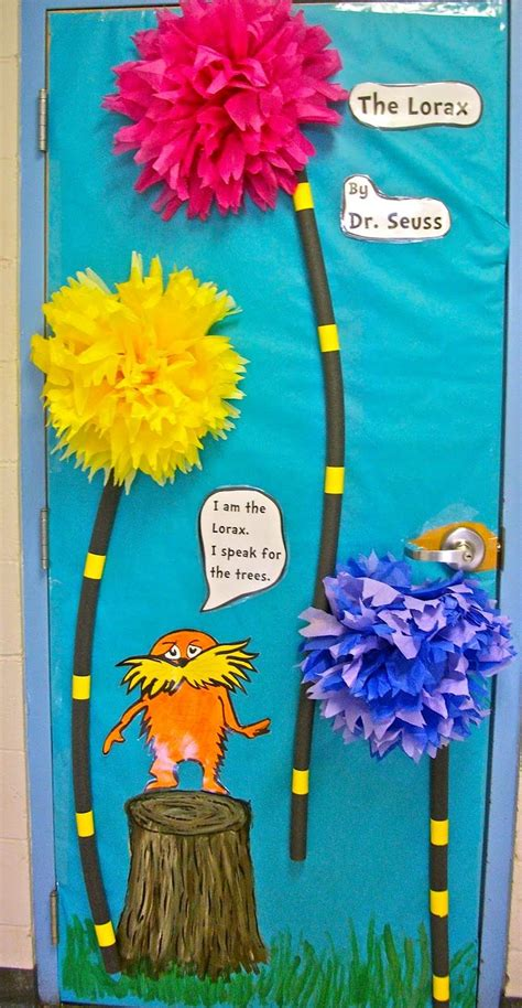 dr seuss door decorating ideas 17 best images about classroom decorations on