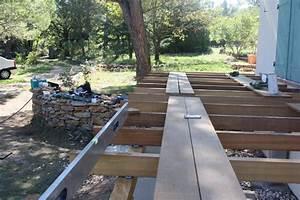 Terrasse En Ipe : r alisation d 39 une terrasse en bois exotique ipe sur ~ Premium-room.com Idées de Décoration