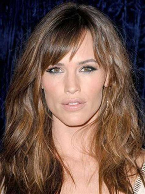 20 best hairstyles for women with long faces hair long