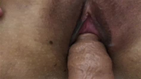 Filipina Wife Pussy Stretched Out By Big Penis Extension