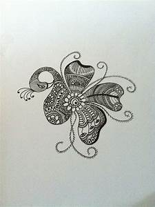 Henna Designs Drawings Peacock | makedes.com